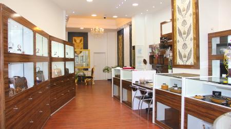 Showroom von Galerie Deluxe in Essen