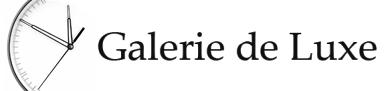 Logo Galerie de Luxe